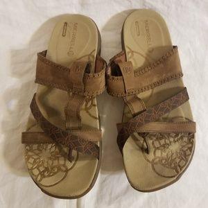 Merrell Plumeria Thong Sandal SIZE 9